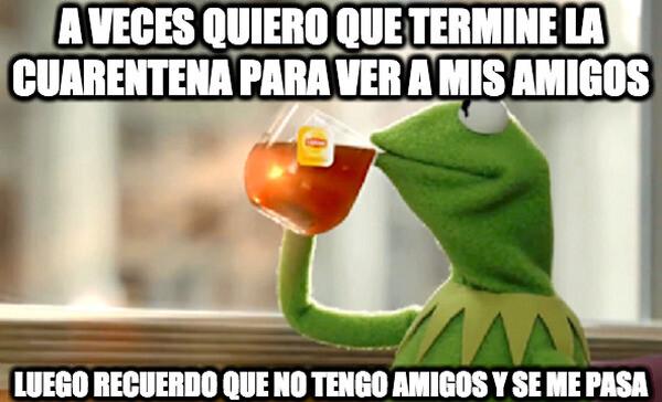 7651 - Sin amigos