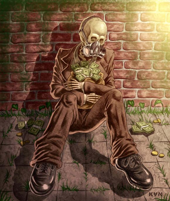 8818 - El más rico del cementerio