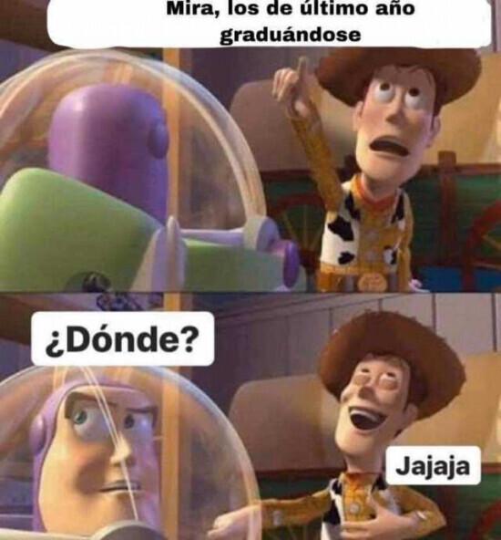 10860 - Adiós graduaciones