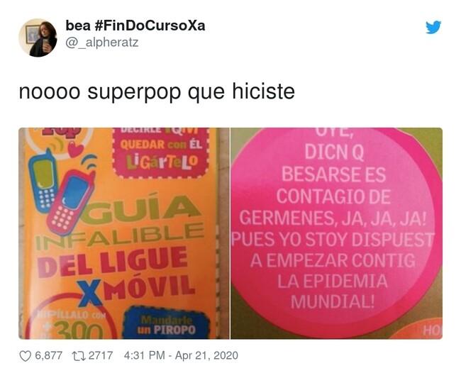 12699 - El origen de todo es la Superpop, por @_alpheratz