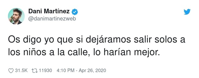 13443 - #niñosenlacalle, por @danimartinezweb