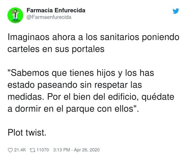 13679 - Plot twist, por @Farmaenfurecida