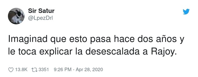 13988 - Hubiera estado gracioso, por @LpezDrl