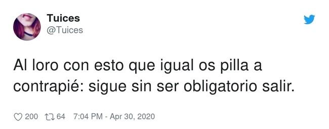 14507 - No os volváis locos, por @Tuices
