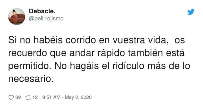 15368 - Nunca es tarde para empezar a aprender a hacer algo, por @pelirrojismo
