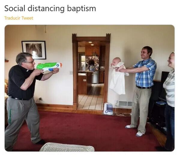 15965 - Un bautizo de los de ahora