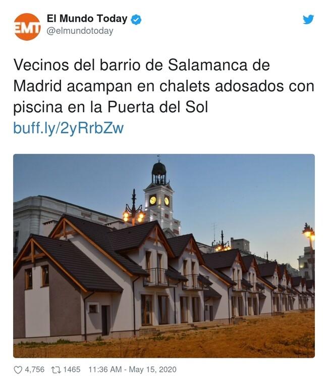 16057 - Qué mal gusto, por @elmundotoday