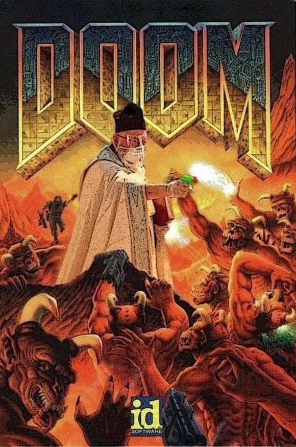 17229 - Tiene buena pinta el nuevo Doom