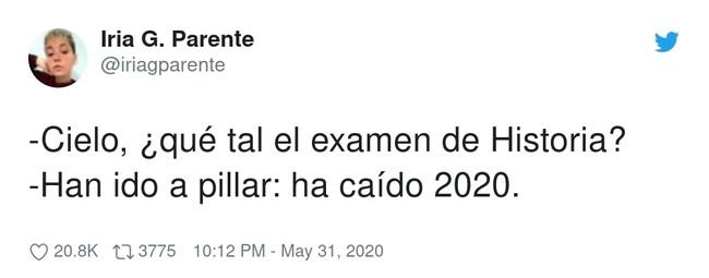 17289 - Historia, Selectividad 2046: Opción A: Causas y consecuencias del confinamiento, por @iriagparente