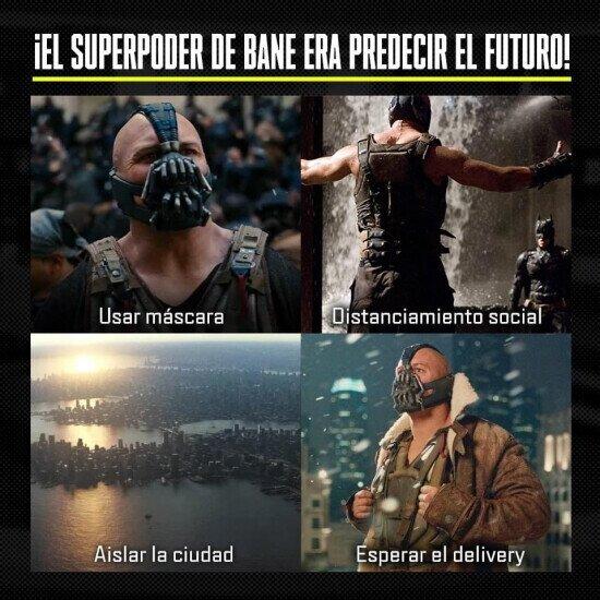 18124 - Bane era todo un visionario