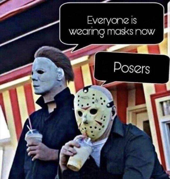 19126 - Ahora las máscaras son mainstream
