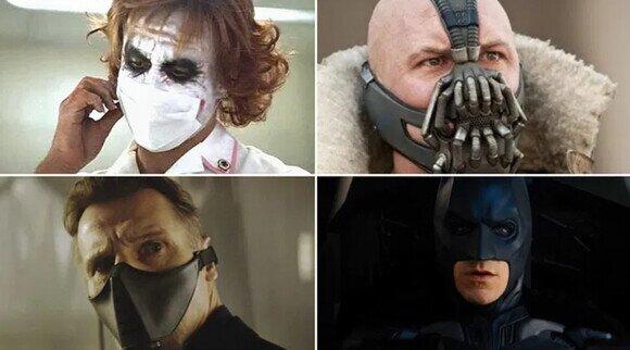 19583 - Los enemigos de Batman saben cuidarse del virus