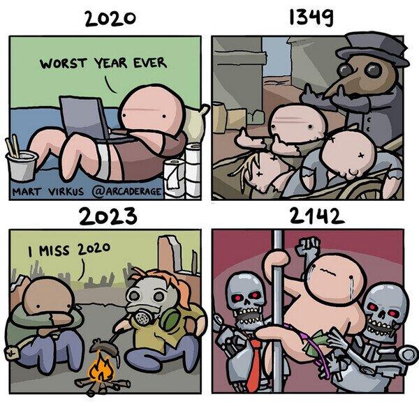 19728 - Aprendamos a valorar el 2020