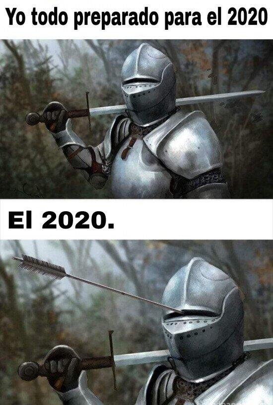19896 - Maldito 2020