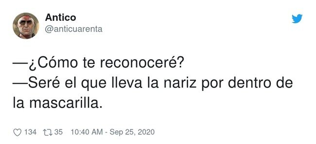 20127 - Primeras citas en tiempos de coronavirus, por @anticuarenta