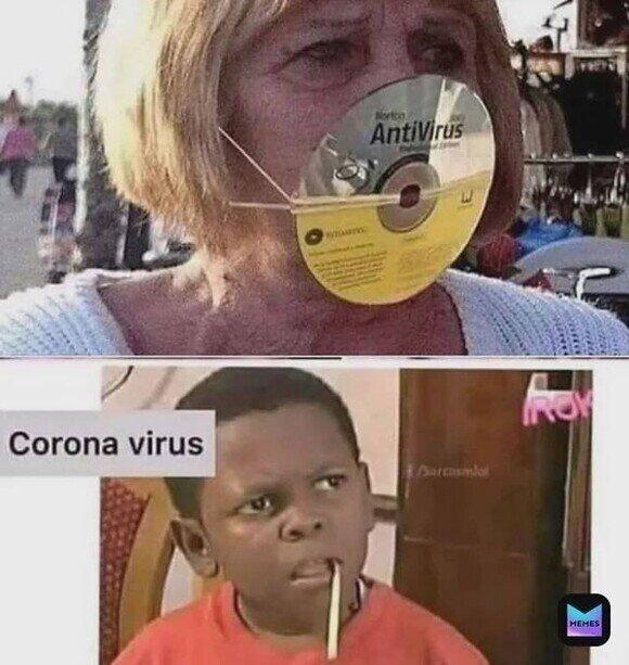 20253 - Si pone antivirus tiene que funcionar