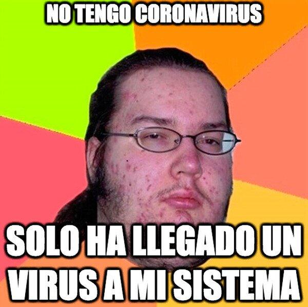 20324 - No tengo coronavirus