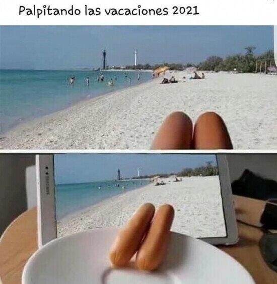 20772 - Así serán la próximas vacaciones