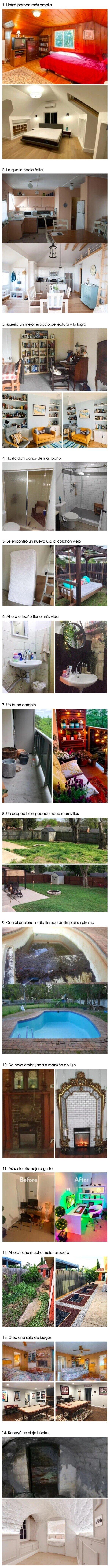 21030 - Personas que aprovecharon la cuarentena para renovar su hogar