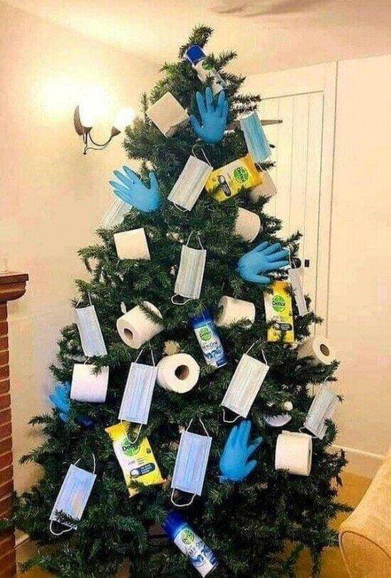 21072 - El árbol de estas navidades