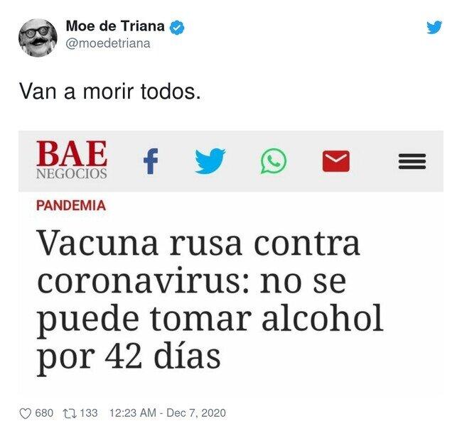 21083 - Si no los mata el coronavirus lo hará la tristeza, por @moedetriana