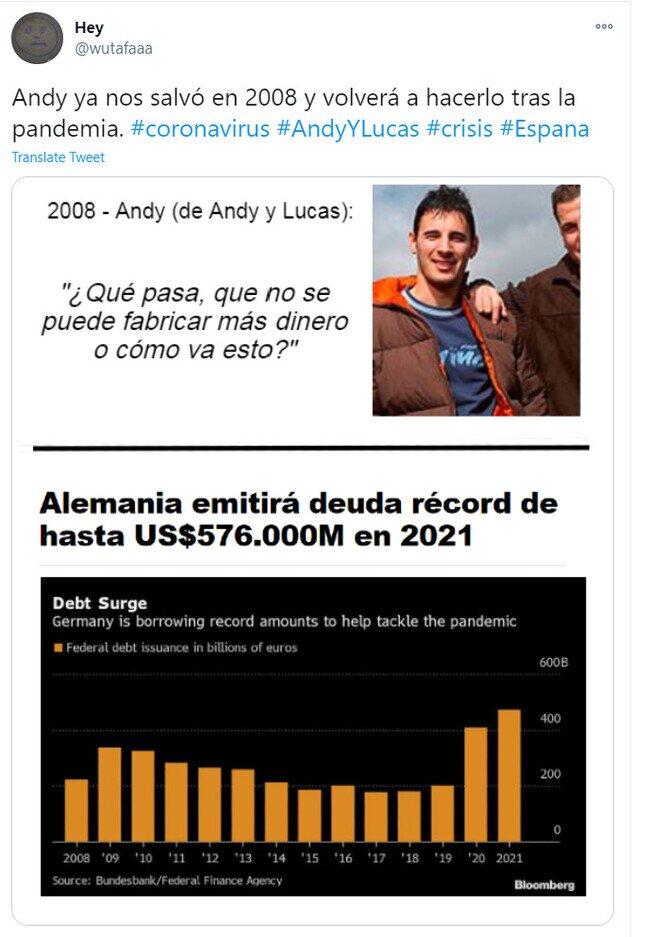 21207 - Andy ya nos sacó de la de 2008 y volverá a hacerlo, por @wutafaaa