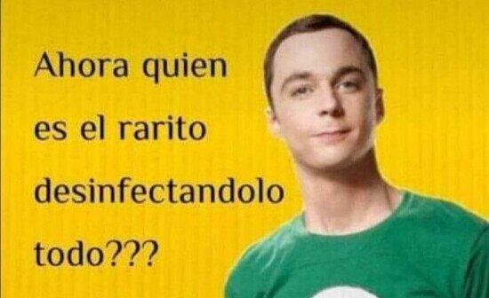 21248 - El mensaje de Sheldon