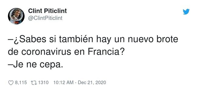 21352 - No, que yo cepa, por @ClintPiticlint