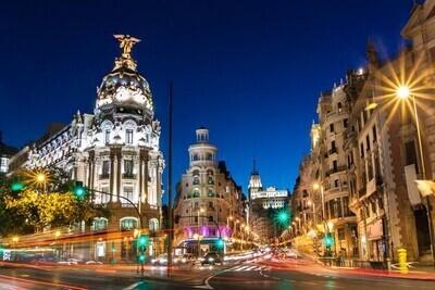 21393 - Indignación por lo que se ha visto en el centro de Madrid tras confirmarse los primeros casos de la nueva cepa