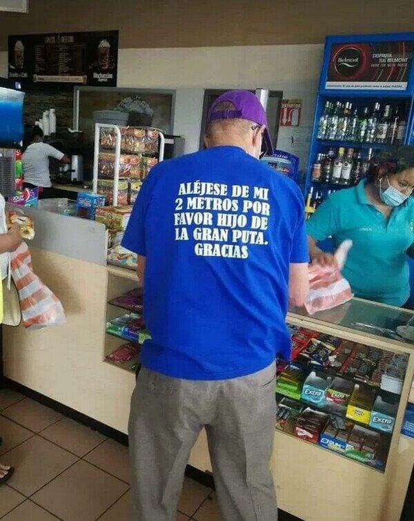 21895 - Necesito esa camiseta