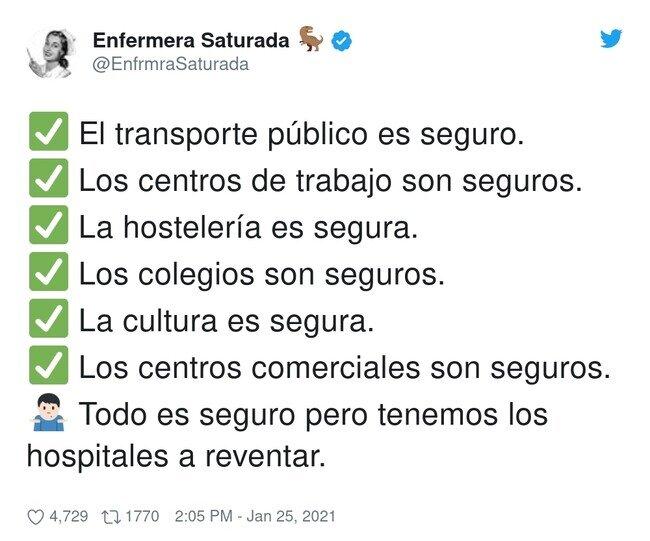 21921 - Segurísimo vamos, por @EnfrmraSaturada