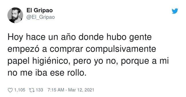 22621 - Soy de otro rollo, por @El_Gripao