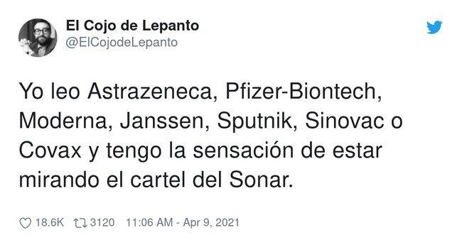 22989 - Pues yo leo Pandemia, Ley Mordaza, PCR, Toque de Queda, Estado de Alarma, Incidencia Acumulada, me da algo, por @ElCojodeLepanto