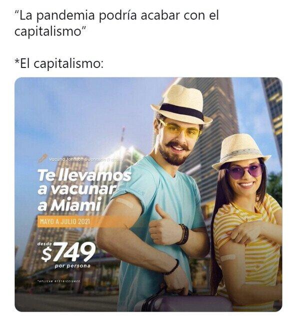 23277 - Nada puede con el capitalismo