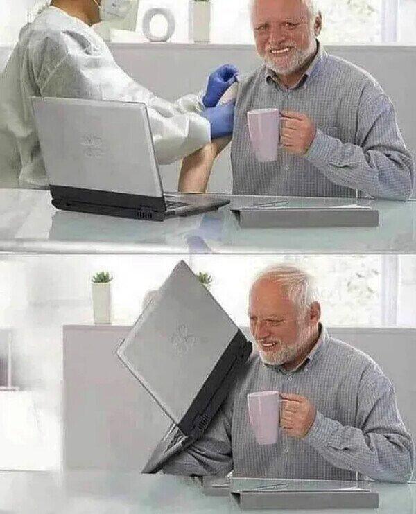 23389 - Vacunaron a Harold