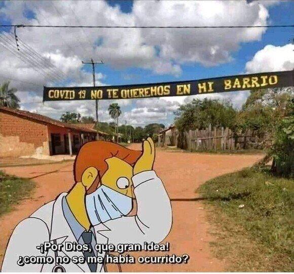 23396 - Barrio libre de Covid