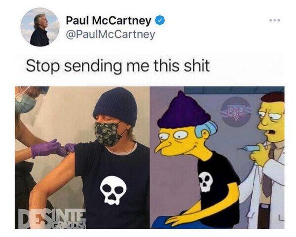 23735 - Pobre Paul...