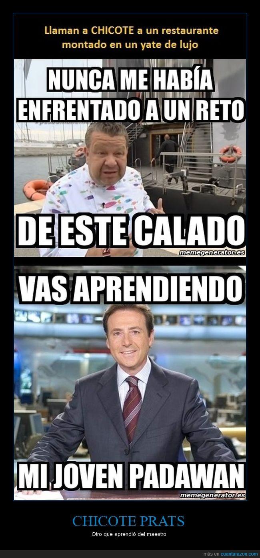 Alberto Chicote,Matías Prats,Pesadilla en la cocina
