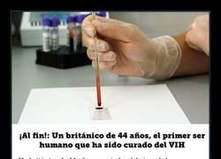 Enlace a ¡Al fin!: Un británico de 44 años, el primer ser humano que ha sido curado del VIH