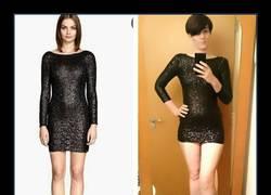 Enlace a 13 imágenes que demuestran que JAMÁS debes comprar ropa por Internet