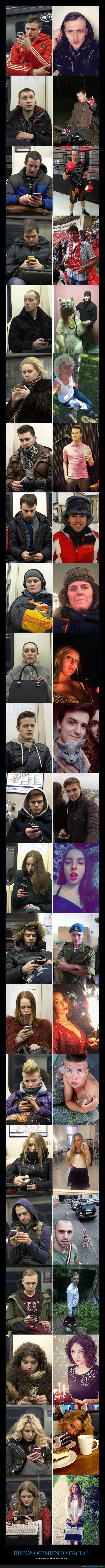 egor tsevtkov,facial,fotógrafo,reconocer,ruso