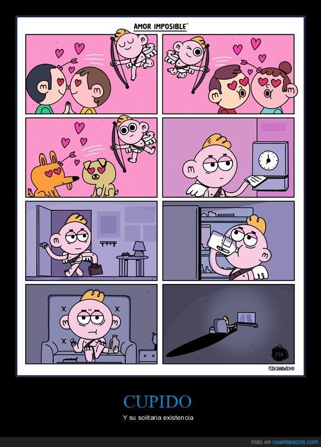 amor,cupido,solo