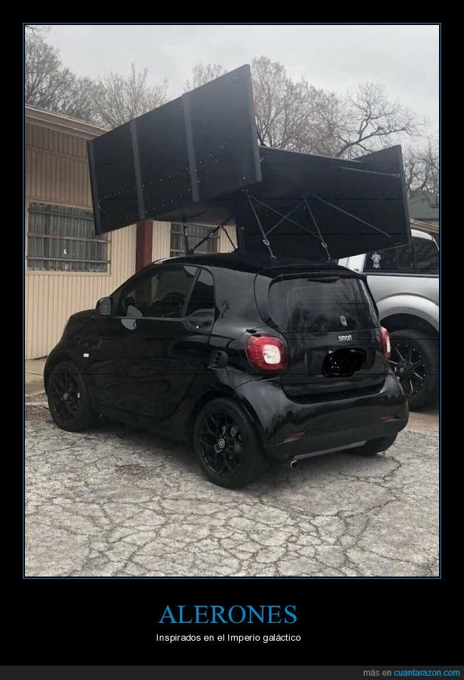 alerón,coche,wtf