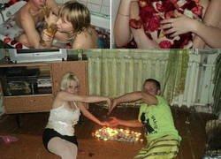 Enlace a Espeluznantes fotos de parejas que harán más llevadera tu soltería