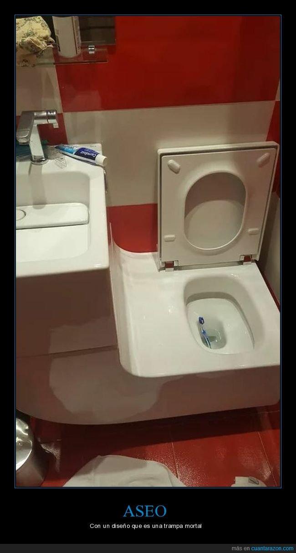aseo,cepillo de dientes,fails,váter