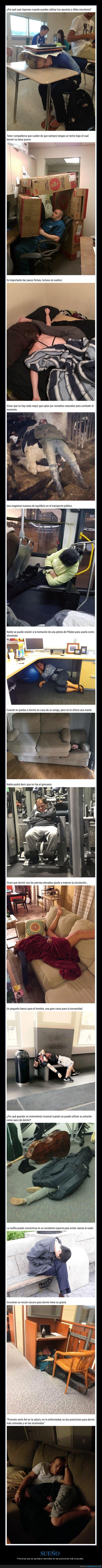 durmiendo,posturas,sueño