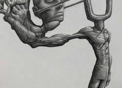 Enlace a Geniales ilustraciones de Byous Art