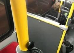 Enlace a Debería estar en todos los buses