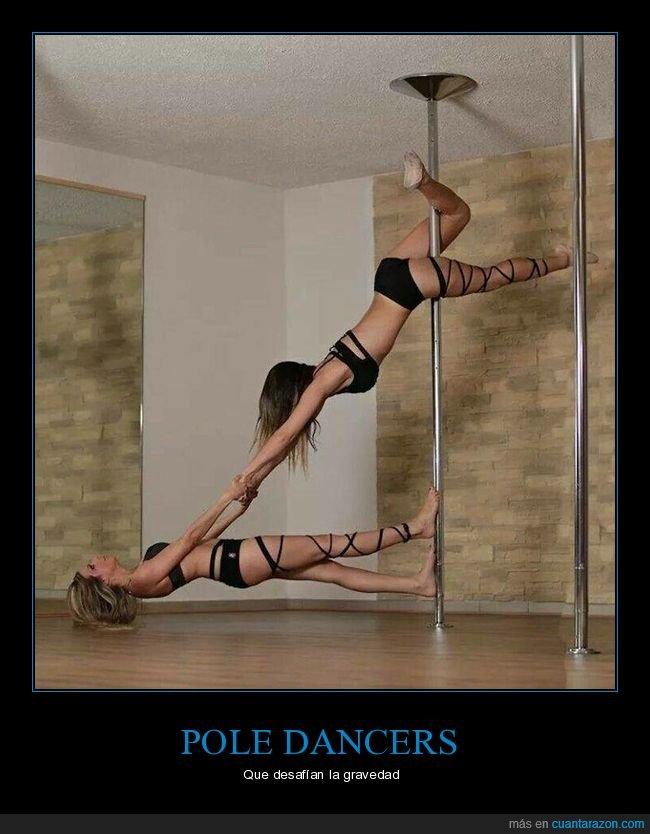 barra,chicas,gravedad,pole dancers