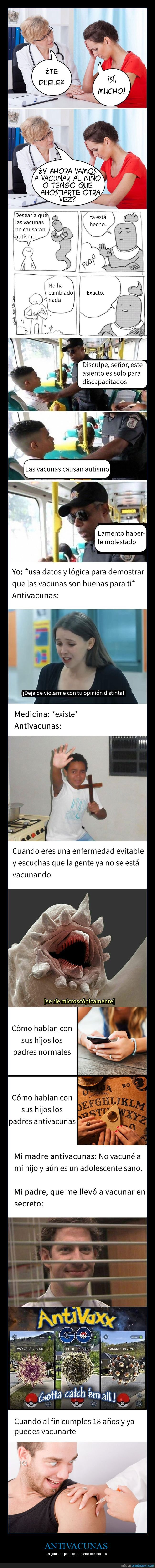 antivacunas,memes,vacunas